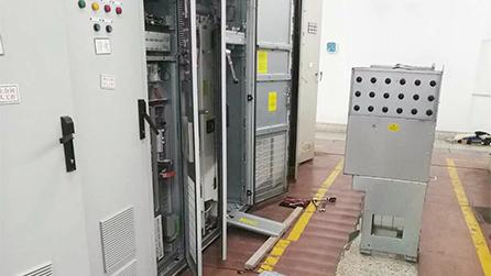 惠州某化工公司 • 变频器检测维护