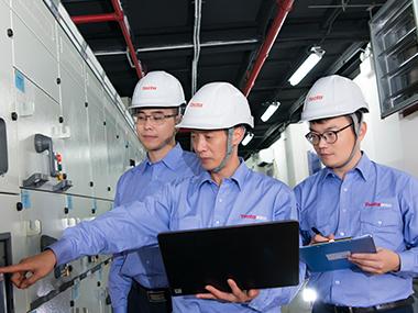 服务提升效益,专业成就安全