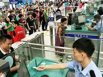 深圳某口岸 • 双电源升级改造